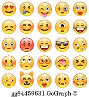 Emoji Clip Art.