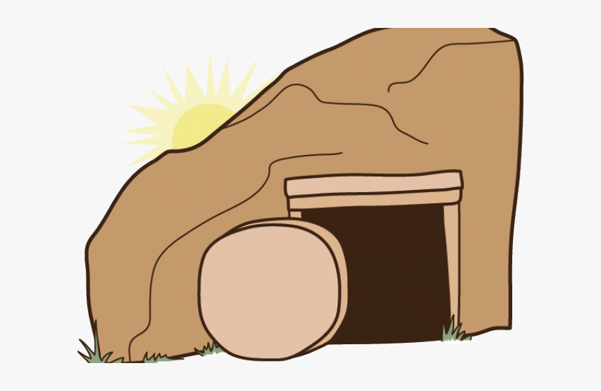 Miracle Clipart Empty Tomb.