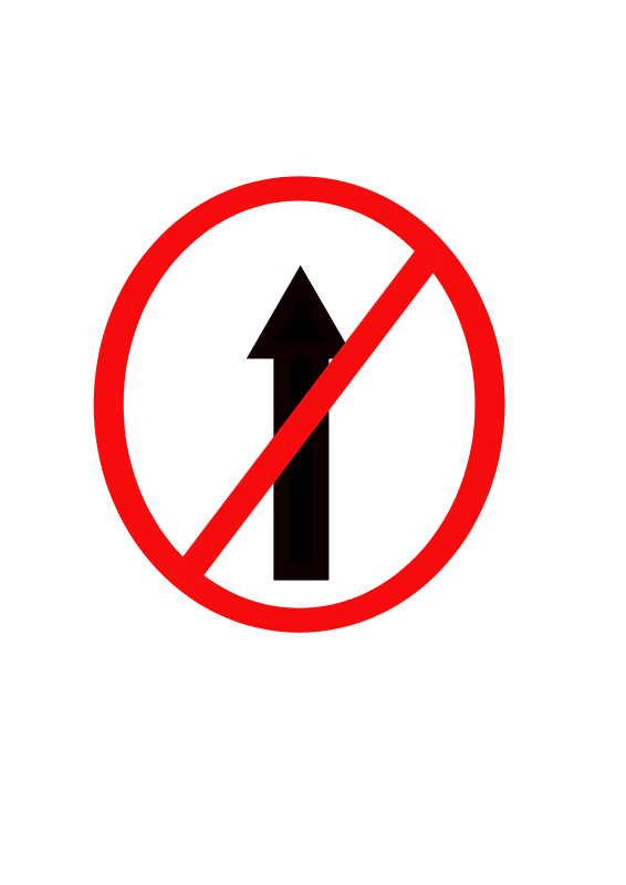Free Clipart: Indian road sign.