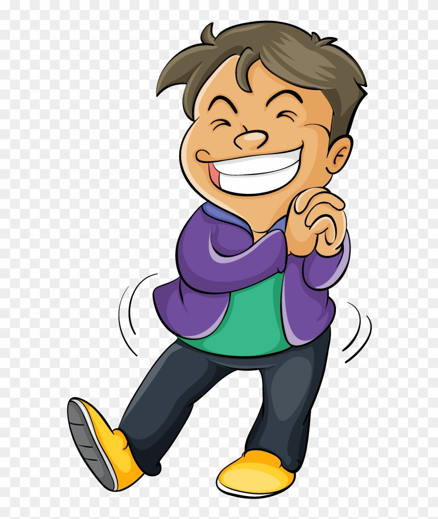 Smiley Child Free Content Clip Art.