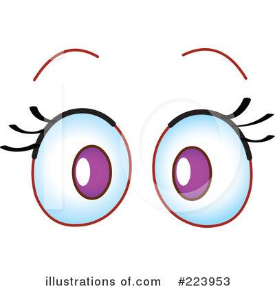 Eyes Clipart #223953.