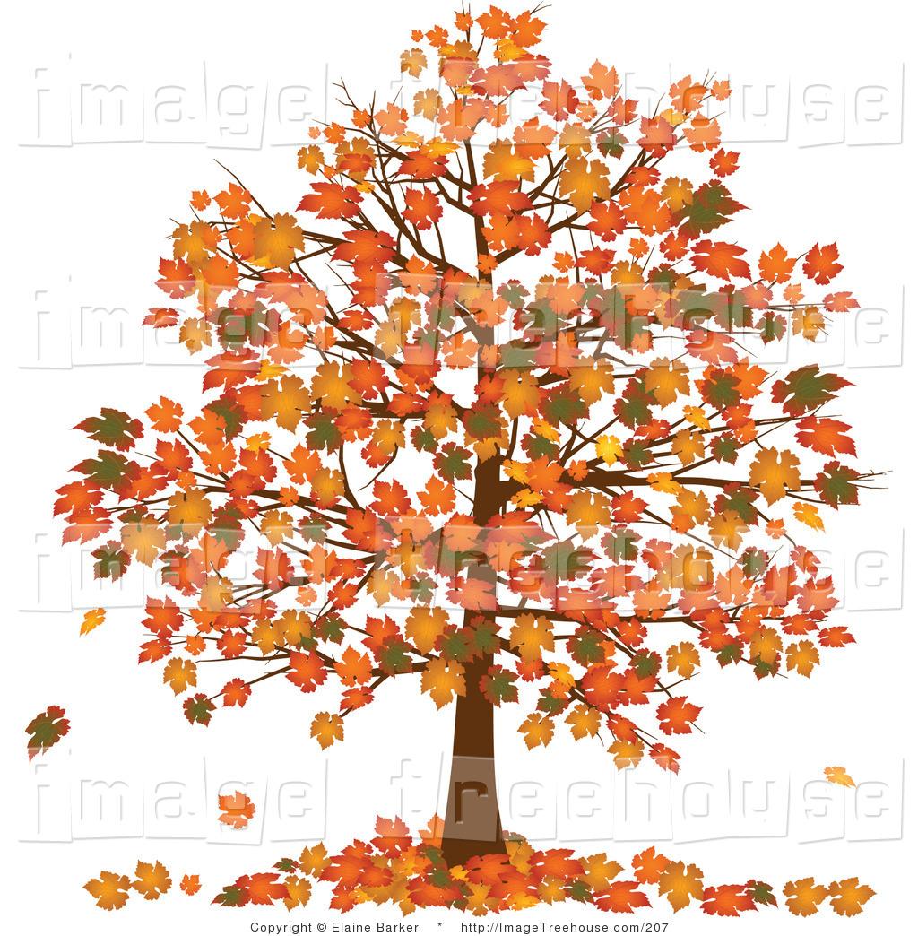 9772 Autumn free clipart.