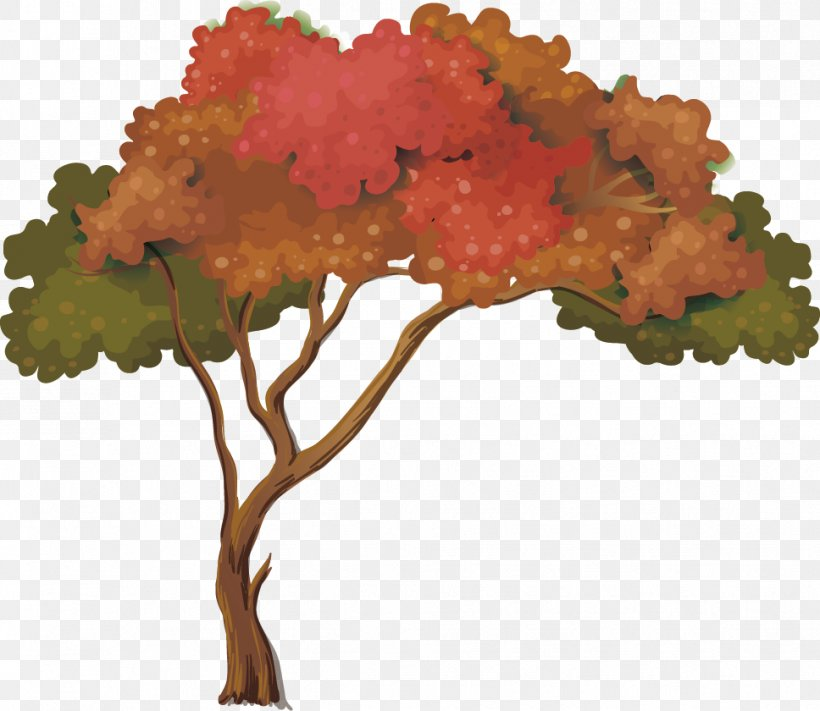 Nature Tree Clip Art, PNG, 968x840px, Nature, Drawing, Leaf.
