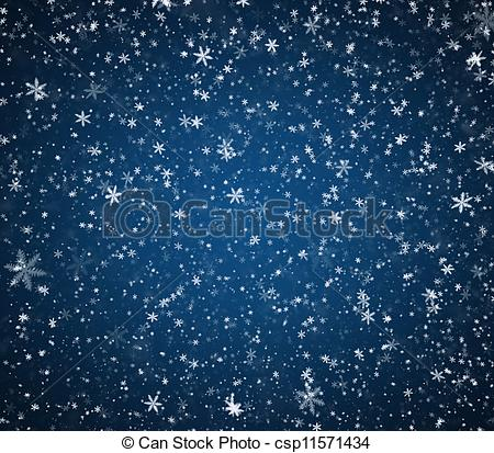 Free falling snow clipart 6 » Clipart Station.