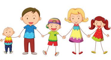 Family clip art photos free clipart images 2.