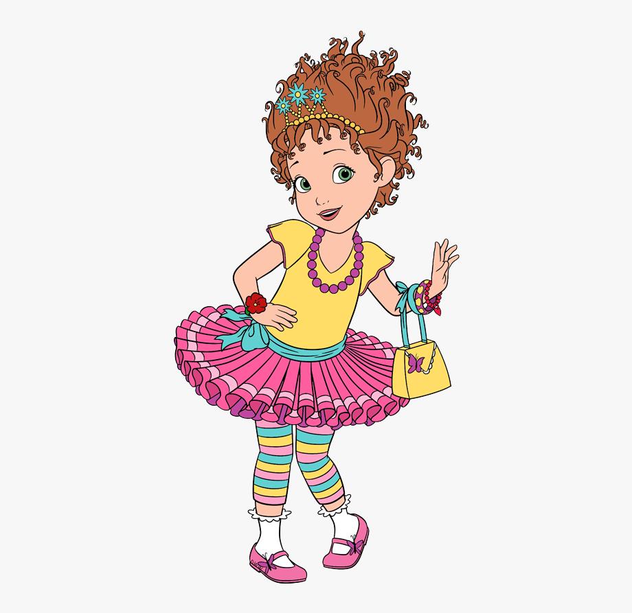 Clip Art Of Disney\'s Fancy Nancy.