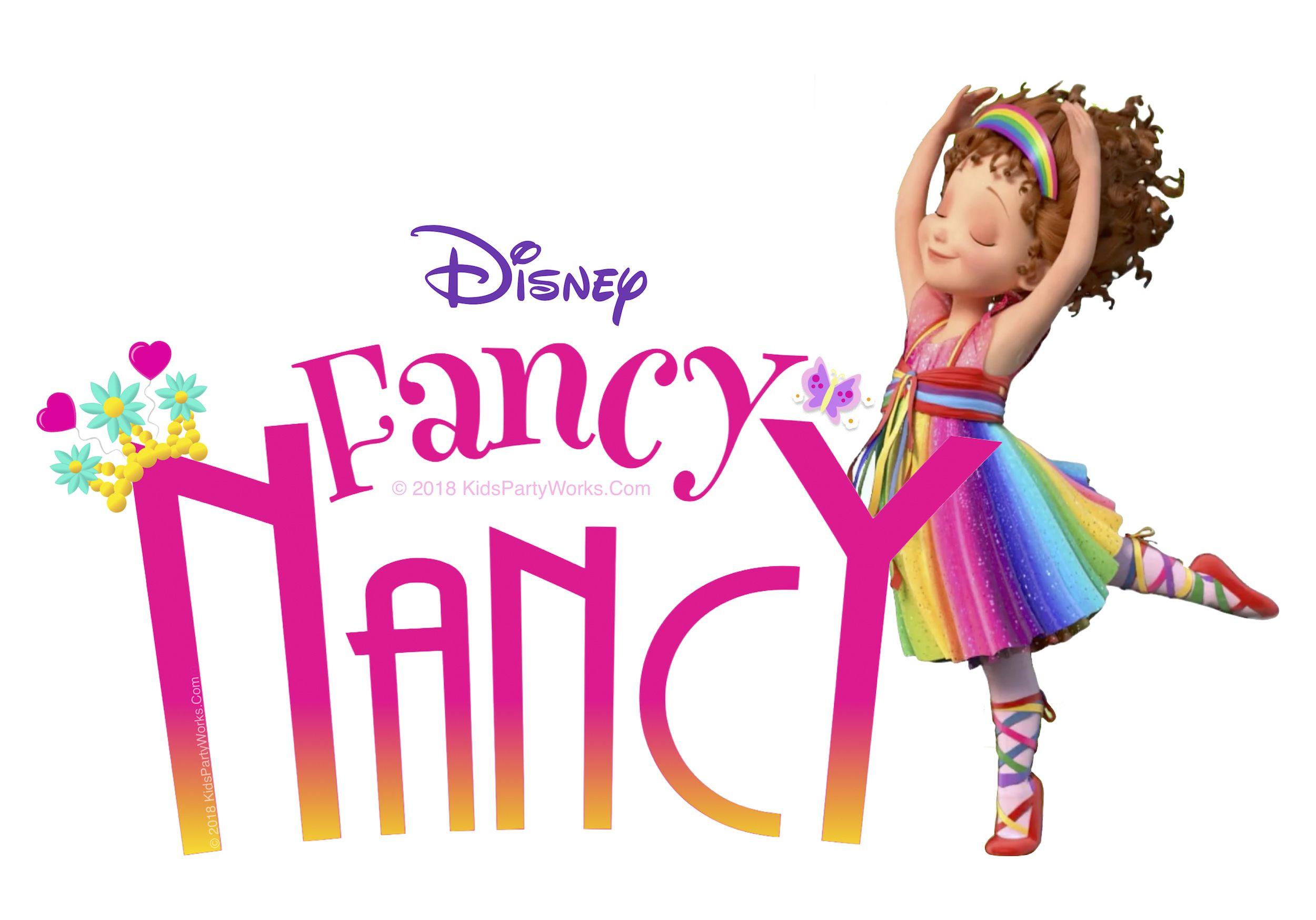 Free Fancy Nancy font includes 2 splendiferous fonts for.