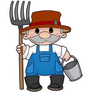 Free farm clipart 3 » Clipart Station.