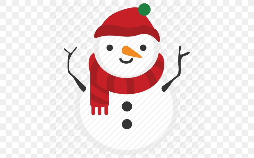 Snowman Santa Claus Christmas Clip Art, PNG, 512x512px.