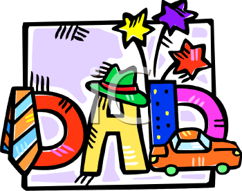 Father S Day Clip Art Borders.