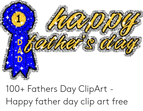 Ather\'s Dey 100+ Fathers Day ClipArt.
