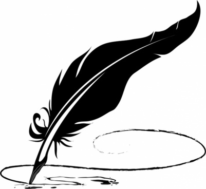 Feather pen free vector download (1,329 Free vector) for.