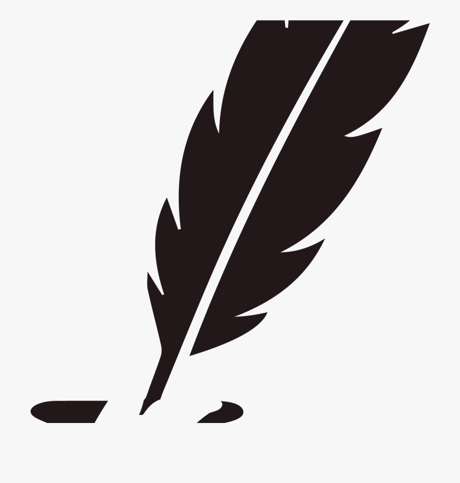 Feather Pen Clipart Png , Transparent Cartoon, Free Cliparts.