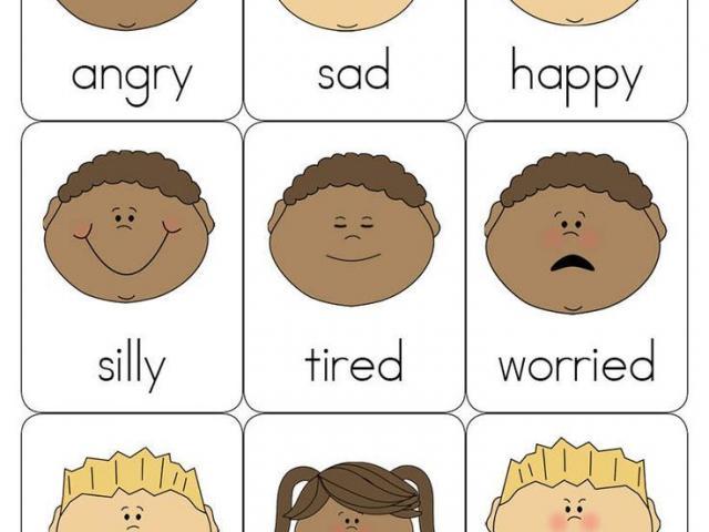 Feelings clipart preschool, Feelings preschool Transparent.