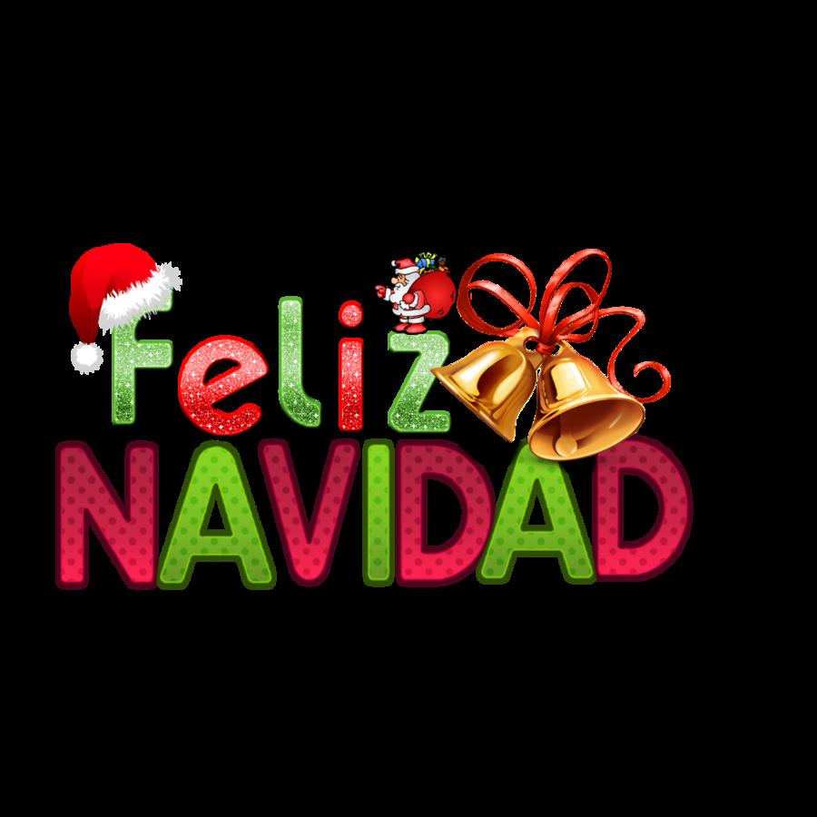 Feliz Navidad Clipart.