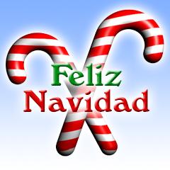 Feliz Navidad Clip Art.
