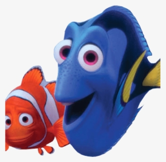 Free Finding Nemo Clip Art with No Background.