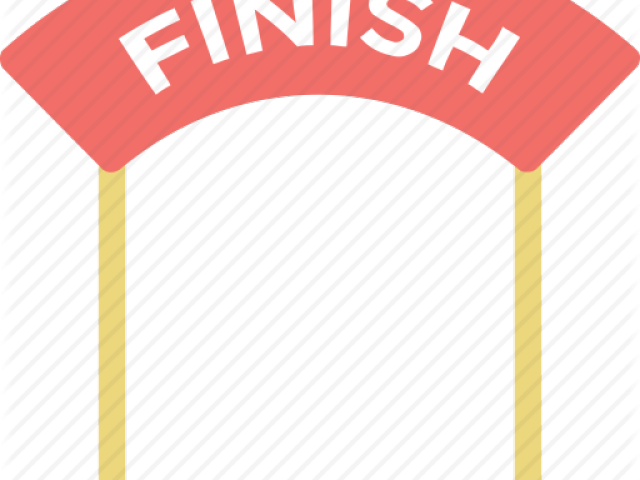 Finish Line Clipart Finish Sign.