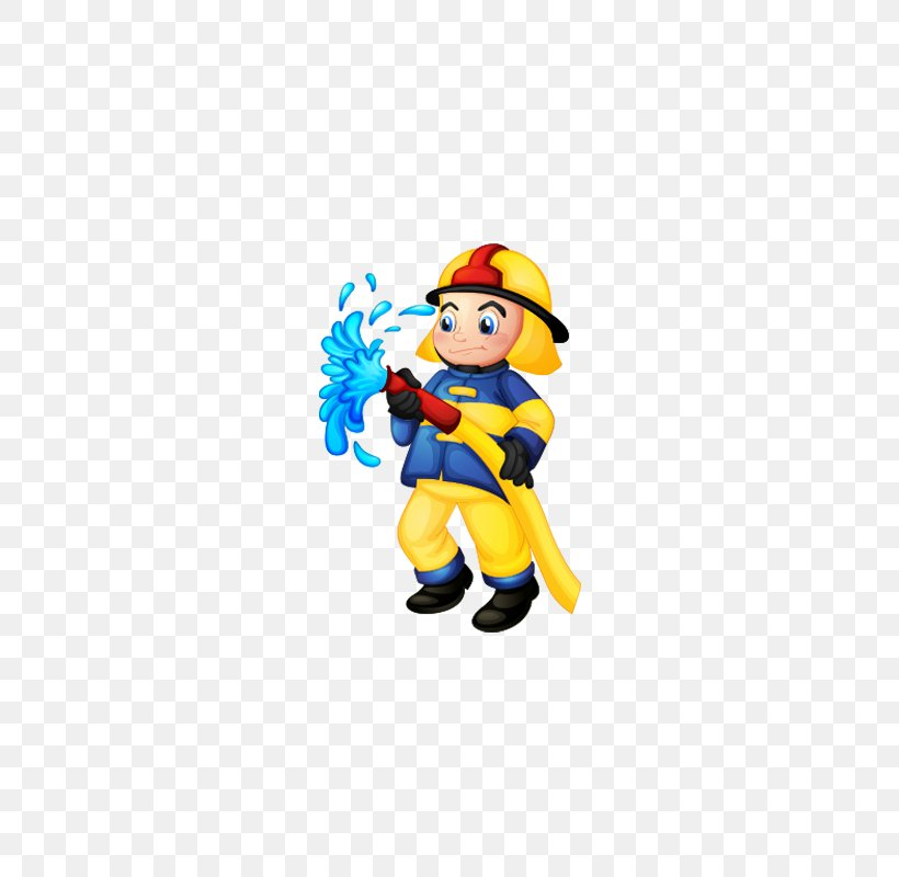 Firefighter Royalty.