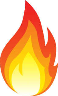 free fire png logo Fire flame clipart PNG image with.