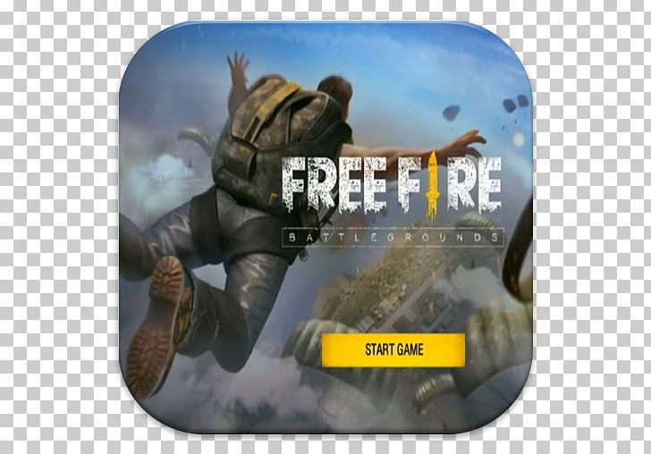 PlayerUnknown\'s Battlegrounds Garena Free Fire Android PNG.