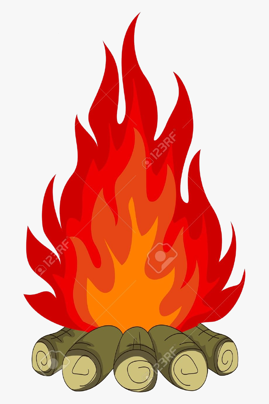Fire Pit Clipart Free Best On Transparent Png.