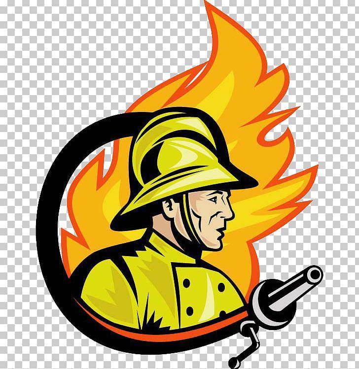 Firefighter Fire Department Logo PNG, Clipart, Art, Artwork, Cartoon.