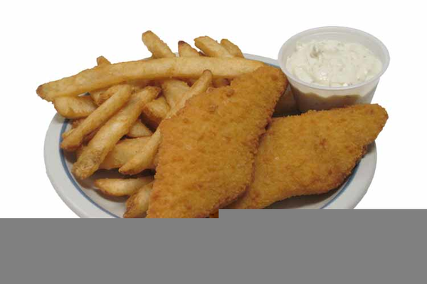 Download Free png Fried Fish Dinner Clipart.
