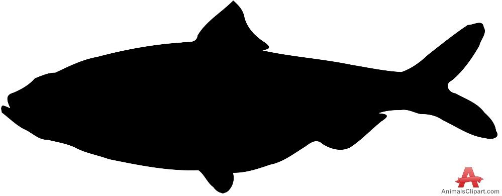 87+ Fish Silhouette Clip Art.