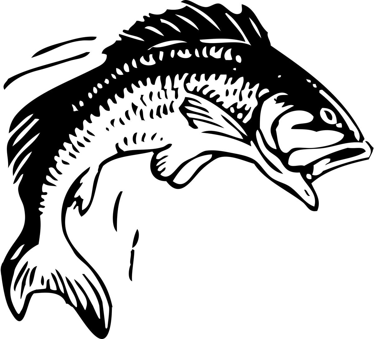 Free Clip Art Fish & Clip Art Fish Clip Art Images.
