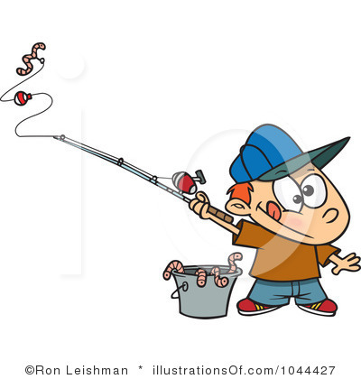 Fishing Clip Art Pictures.
