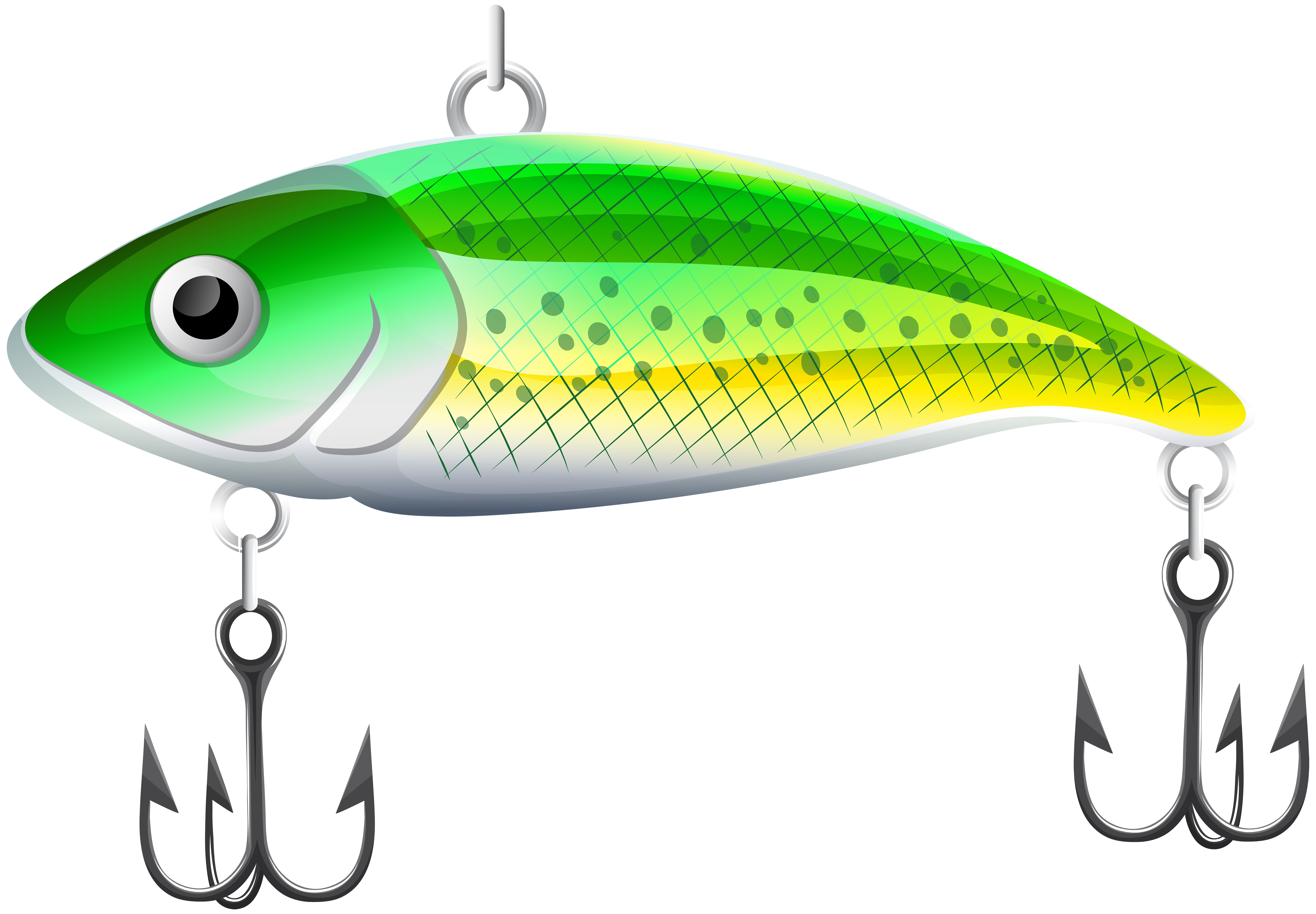 Fishing lures clipart clipart images gallery for free download.
