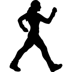 Free fitness and exercise clipart clip art pictures graphics.
