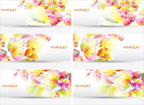 Free Banner Template.