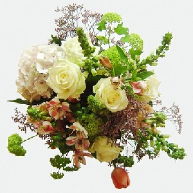 Huge flower bouquet 2 Photo.