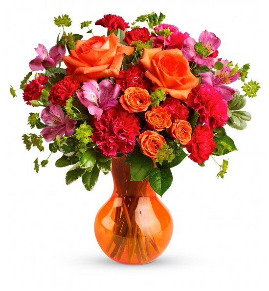Fancy Free Bouquet: Flower Bouquets.