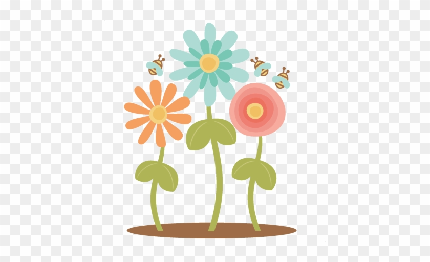 Download Free png Cute Flower Clipart Png Cute Spring Clipart Free.