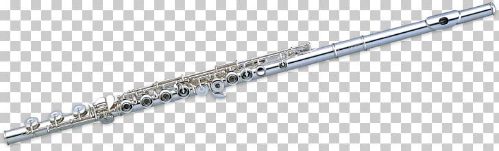 Flute PNG clipart.