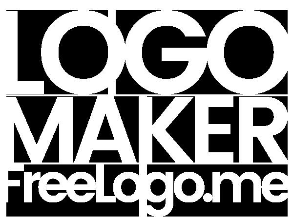 Free Logo Generator by FreeLogo.me.
