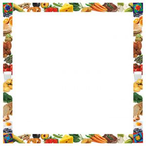 Food clipart borders free download » Clipart Station.