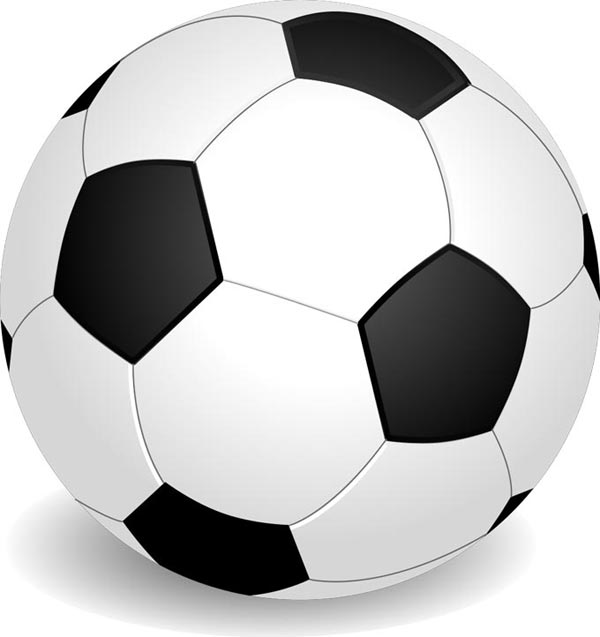 Best Football Clipart Black and White #28742.
