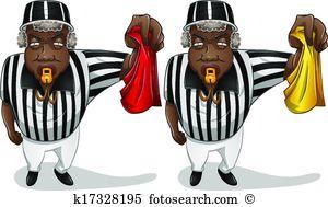 Football referee Clipart Illustrations. 2,136 football referee.