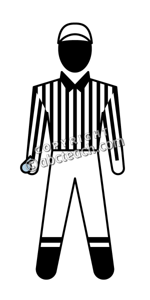 Images: Football Referee Clipart Png.