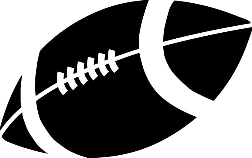 Football Laces Clip Art.