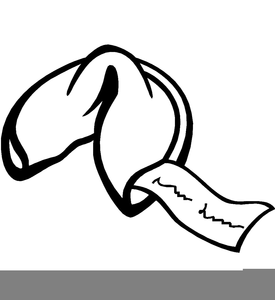 Fortune Cookie Clipart Free.