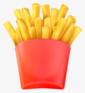 Free French Fries Clip Art with No Background , Page 4.