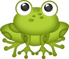 163 Best Frog Clip Art images.