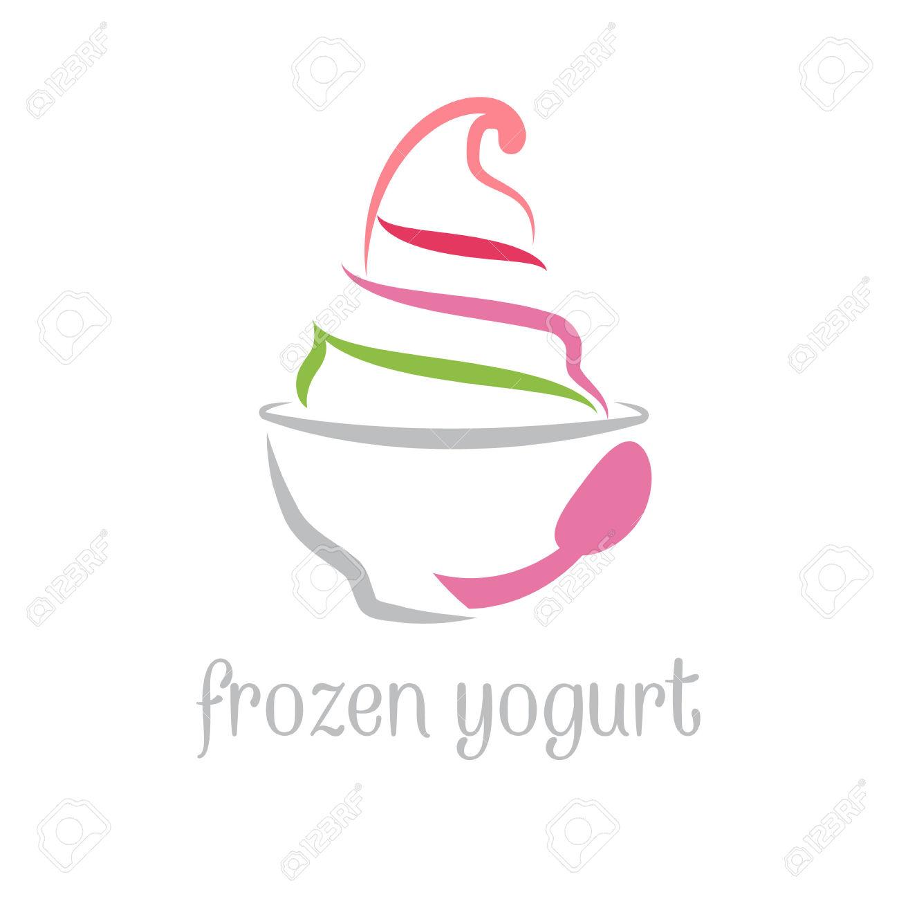 835 Frozen Yogurt Fruit Stock Illustrations, Cliparts And Royalty.