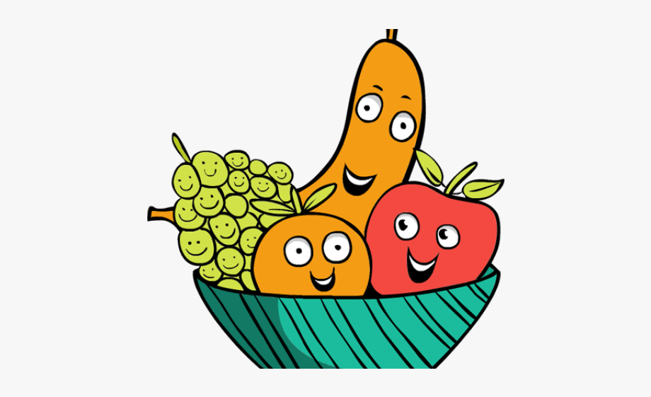 Orange Fruit Clipart Happy.