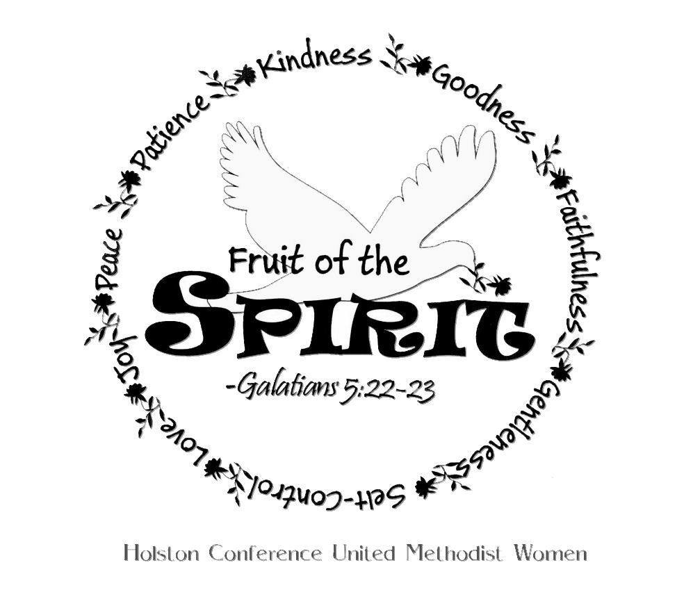 Clip Art for Faithfulness Fruit of the Spirit.